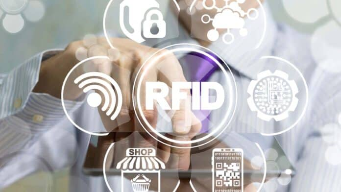 RFID technology radio frequency identification