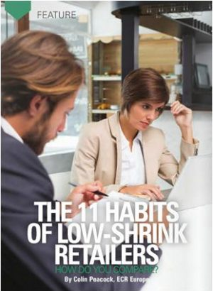 The 11 Habits of Low-Inventory Shrink Retailers - Loss