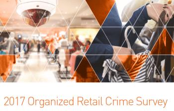 2017 Survey Reveals Organized Retail Crime's Top Stolen