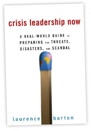 Crisis Leadership Now book