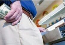 employee theft statistics