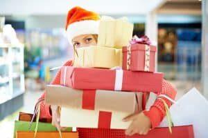 holiday shoplifting