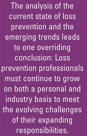 Emerging Trends in Loss Prevention