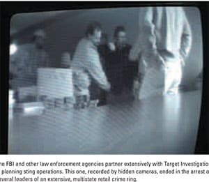 Target Investigations Hits the Bulls Eye on Crime