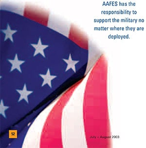 AAFES Loss Prevention–A Mission with a Challenge - Loss
