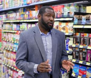 Gary Smith Walmart's Neighborhood Market Grocery Business Image 3