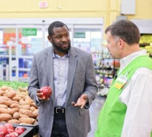 Gary Smith Walmart's Neighborhood Market Grocery Business Image 2
