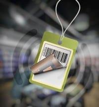 RFID inventory control