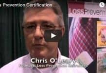 Loss Prevention Certification Interview Screenshot