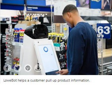 Lowe's Introduces LoweBot - Loss Prevention Media
