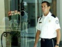 Shopping Mall Security Guard, security retail