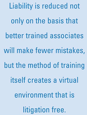 Implementing an e-Learning Strategy for Loss Prevention Training