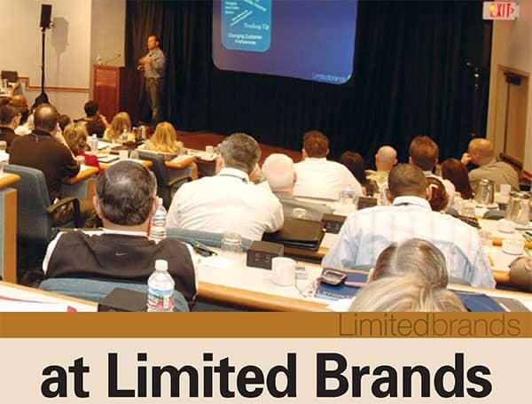 LP Transformation at Limited Brands