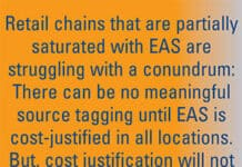 The Economics of EAS