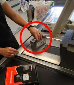 Register Theft