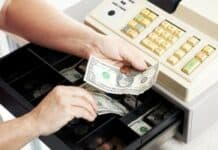 Retail return Fraud Detecting Counterfeit Currency