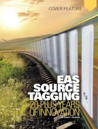 Electronic Article Surveillance Source Tagging, eas tag