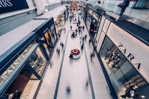 increase foot traffic, store traffic