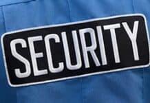 security officer job description
