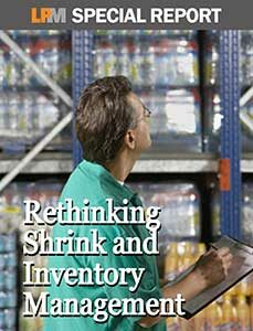 Rethinking Shrink and Inventory Management - Loss Prevention