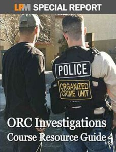 Organized Retail Crime Investigations Course Resource Guide