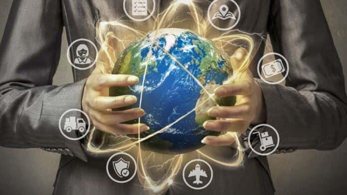 a supply chain world