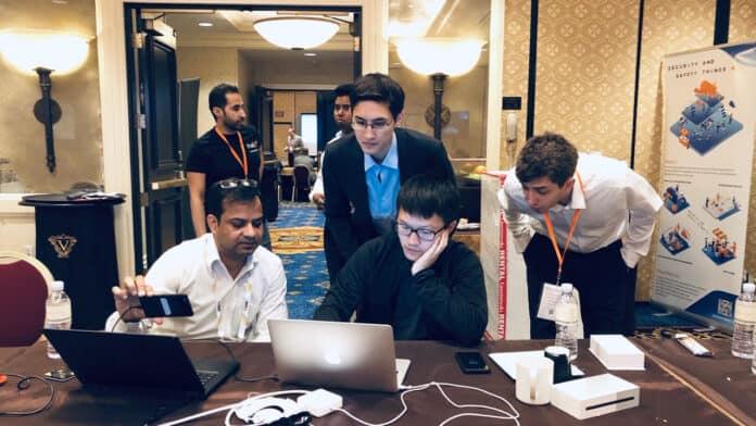 SAST hackathon at ISC West 2019