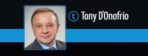 Tony D'Onofrio website