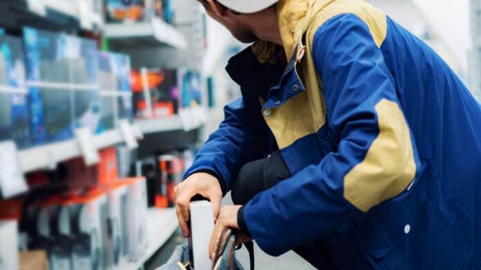 retail shoplifting