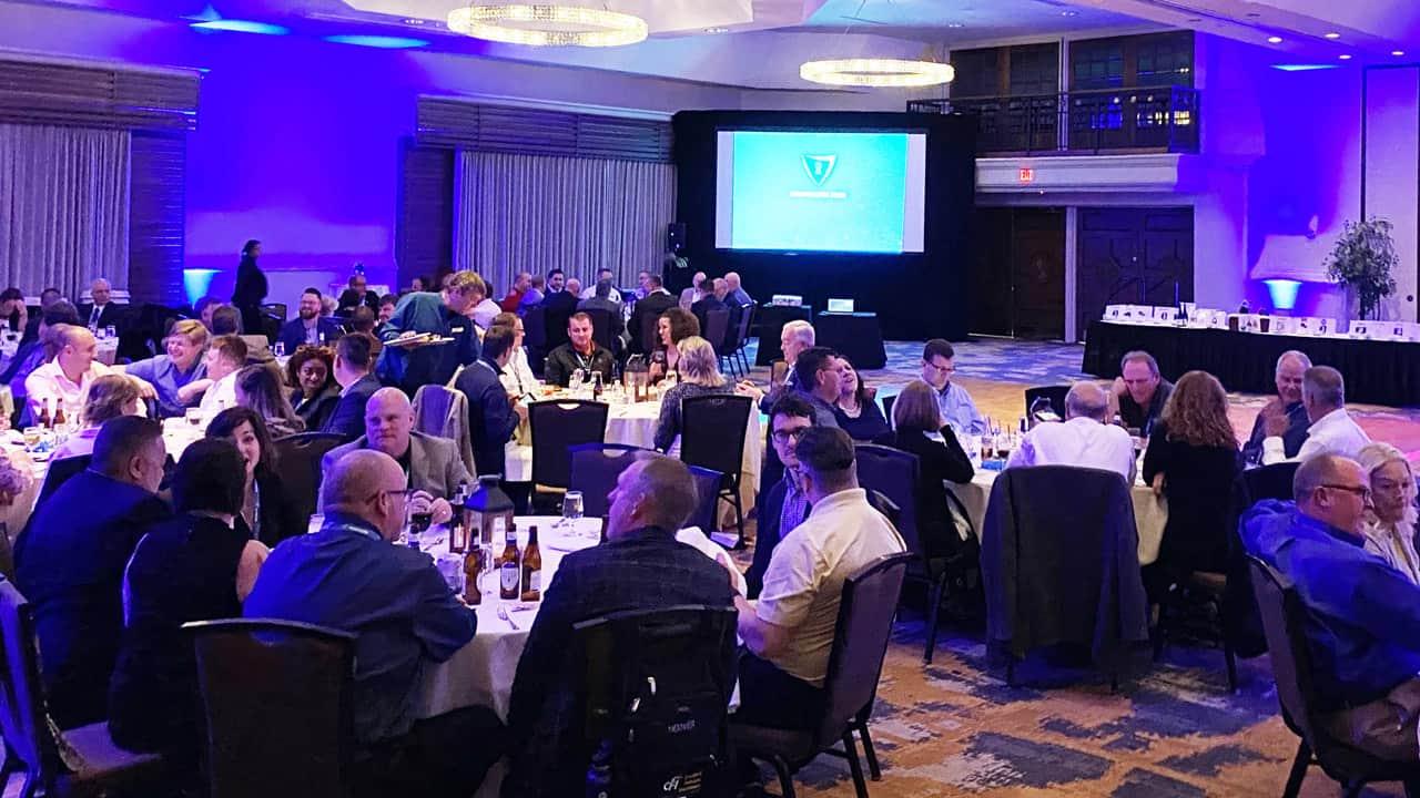 Innovision 2020 gala dinner