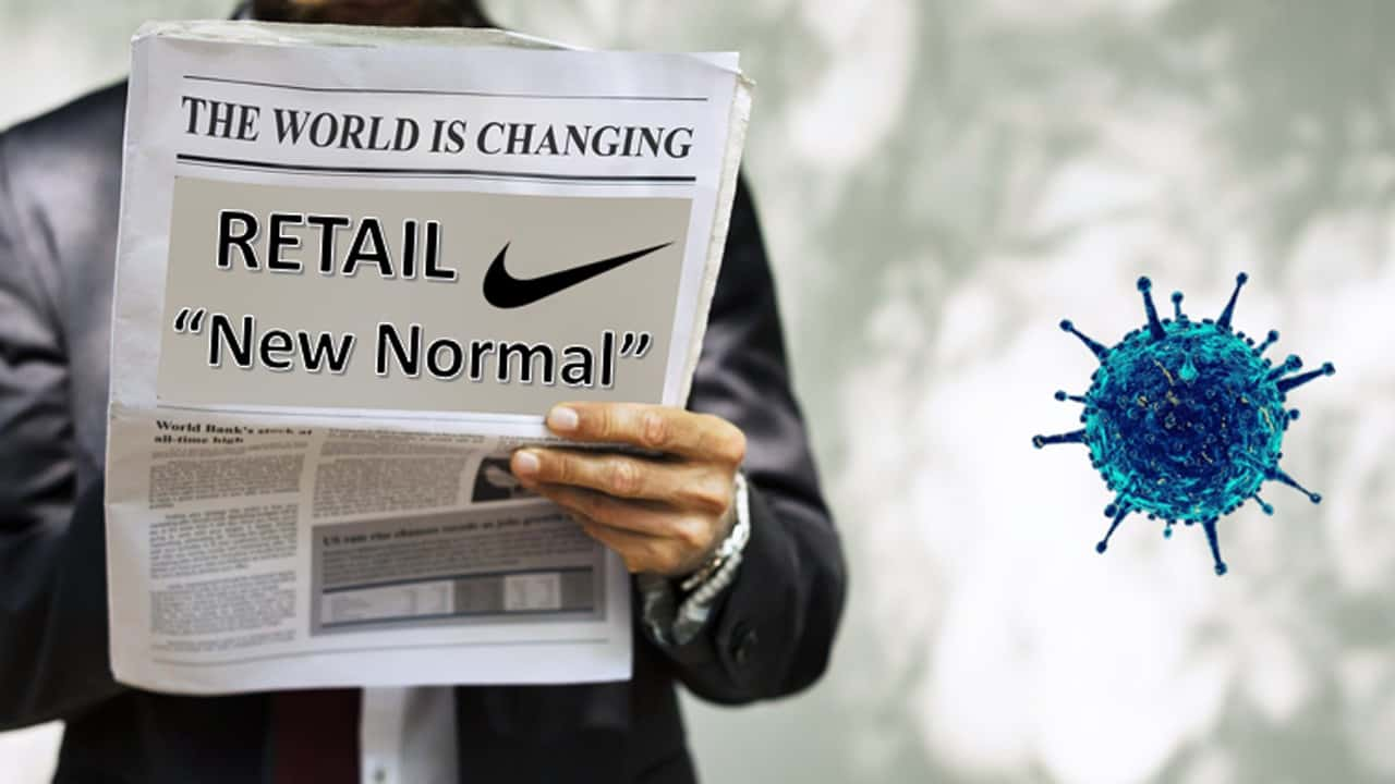 Nike and the Post COVID-19 'New Normal' Disruptive Future of ...