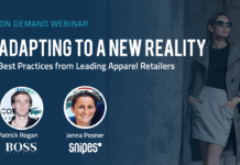 best practices from apparel retailers