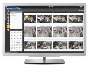 video monitoring terminal