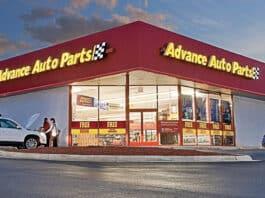 Advance Auto Parts store