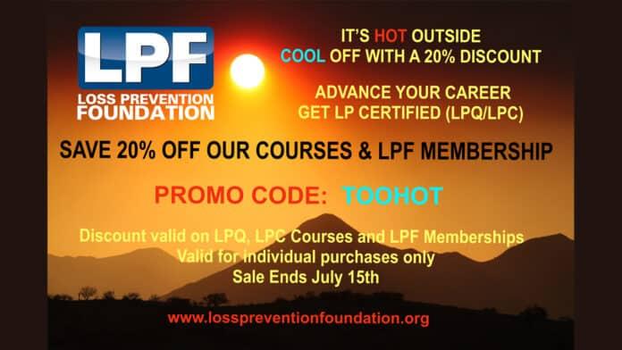 LPF summer sale