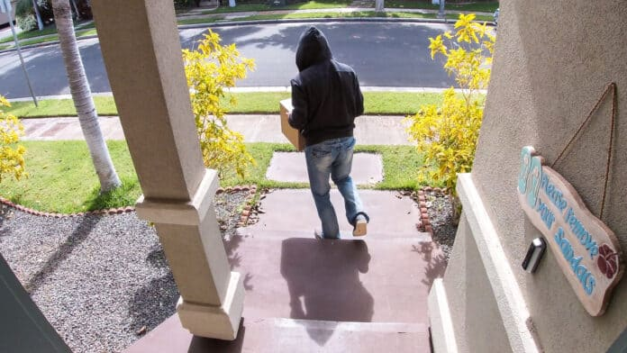 porch package theft