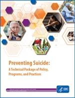 CDC suicide resource