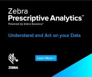 Zebra prescriptive analytics
