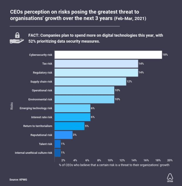 Top CEO risks